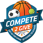 Compete 2  Give Logo